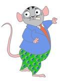 Buen ratón Fotografía de archivo