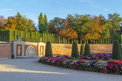 Buen Retiro Park, Madrid Royalty Free Stock Images