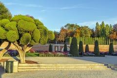 Buen Retiro Park, Madrid Stock Images