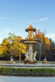 Buen Retiro Park, Madrid Royalty Free Stock Photo