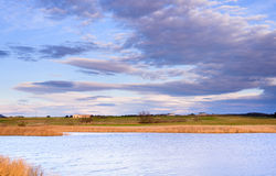 buen retiro sevilla Испания парка madrid озера дома de glorieta Стоковая Фотография RF