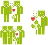 Buen verde Foto de archivo libre de regalías