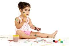 Buena chica joven Foto de archivo libre de regalías