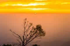 Buena mañana, luz hermosa 3 de la salida del sol Imagen de archivo