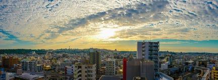 buena mañana, okinawa imágenes de archivo libres de regalías