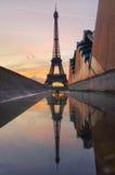 ¡Buena mañana París! Fotos de archivo libres de regalías