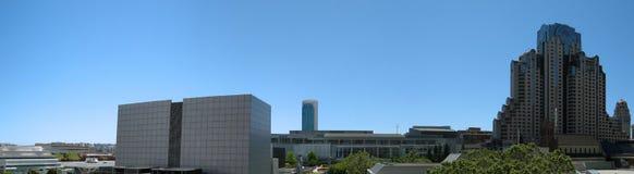 Buena San Francisco-area da baixa de Yerba imagem de stock