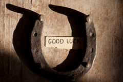 Buena suerte Foto de archivo libre de regalías