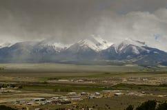Buena Vista Колорадо Стоковая Фотография RF