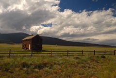 Buena Vista Cabin Royalty Free Stock Images