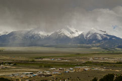 Buena Vista Kolorado Fotografia Royalty Free