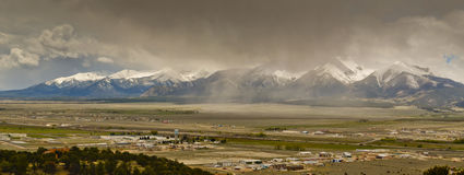 Buena Vista le Colorado Image stock