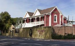 Buena Vista Ogólnospołeczna kawiarnia w Kapsztad obrazy stock