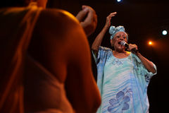 Buena Vista Social Club concert in Hungary Stock Photography