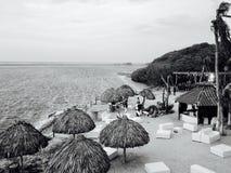 Buenas memorias - partido paradisíaco Imagenes de archivo