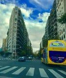 buenos Аргентины aires стоковое фото