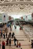 Buenos Aires Airport, Departures Stock Image