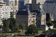 buenos aires ambasady francuskiej Obrazy Royalty Free