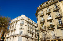 Buenos Aires Architecture Royalty Free Stock Images
