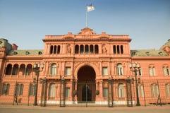buenos aires Argentina casa rosada Obrazy Stock