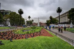 Buenos Aires Argentina Royalty Free Stock Photography