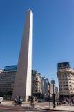 Buenos Aires, Argentina - 9 de abril de 2015: Negócio não identificado p Foto de Stock Royalty Free