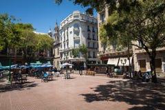 BUENOS AIRES, ARGENTINA - 30 DE JANEIRO DE 2018: Destinati turístico foto de stock royalty free