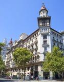 Buenos Aires, Argentina, Edificio La Inmobiliaria building.