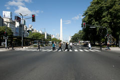 BUENOS AIRES ARGENTINA - Maj 6, 2015: Royaltyfri Foto