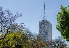 Buenos Aires, Argentina - 8 ottobre 2016: Eva Peron, o Evita, immagine fotografia stock libera da diritti