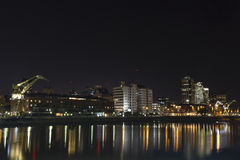 Buenos Aires, Argentina. Puerto Madero by night Stock Images