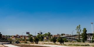 BUENOS AIRES, ARGENTINIË - DECEMBER 10, 2016: Villa 31 de krottenwijk van de sloppenwijk royalty-vrije stock fotografie