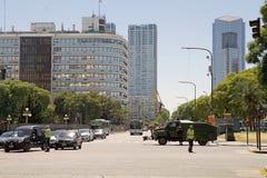 Buenos Aires, Argentinien Stockbilder