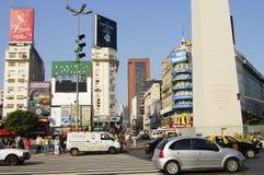 BUENOS AIRES, ARGENTINIEN - 6. April 2009 Stockfotografie