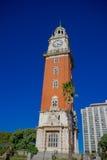 BUENOS AIRES ARGENTYNA, MAJ, - 02, 2016: torre monumentalny także znać jako Torre De Los Ingleses builded w 1916 Obraz Stock