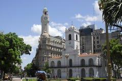 Buenos Aires Cabildo Stockbild