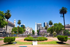 Buenos Aires capital of Argentina Stock Photos