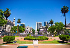 Buenos Aires capital of Argentina Stock Photo