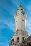 Buenos Aires City Council Tower Royalty Free Stock Image