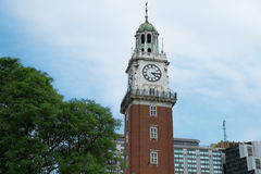 Buenos Aires Clock Tower 'Torre Monumental' Royalty Free Stock Images