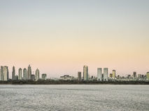 Buenos Aires Coast View Stock Image