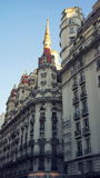 Buenos Aires - Cordoba Street Royalty Free Stock Image