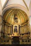 BUENOS AIRES, el 20 de enero de 2016 - catedral del metropolitano de Buenos Aires Foto de archivo