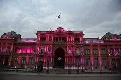 Buenos Aires en la Argentina Foto de archivo