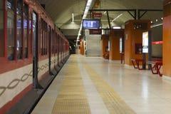 Buenos Aires gångtunnel Royaltyfria Bilder