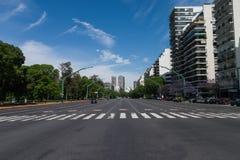 Buenos Aires Arkivbild