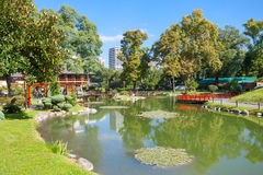 Free Buenos Aires Japanese Gardens Royalty Free Stock Images - 78039269