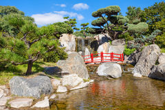 Buenos Aires Japanese Gardens Royalty Free Stock Photography