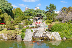 Buenos Aires Japanese Gardens Stock Image