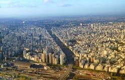 Buenos Aires la Argentina Foto de archivo